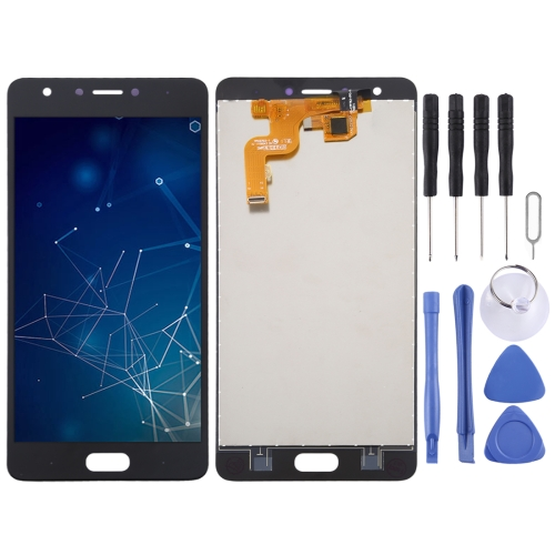 LCD Screen and Digitizer Full Assembly for Tecno Infinix Note 4 Pro X571 (Black)