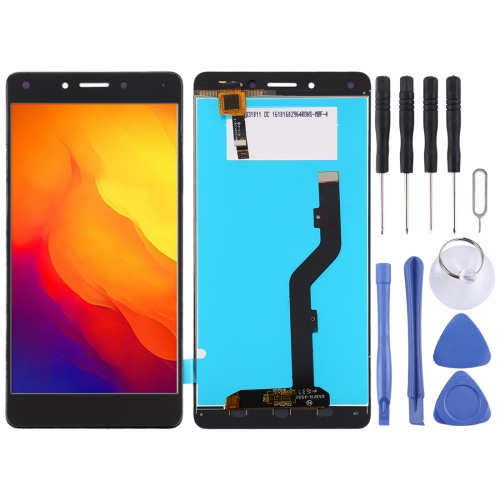 SUNSKY - LCD Screen and Digitizer Full Assembly for Tecno