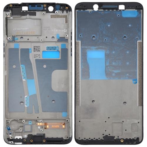 OPPO A73 / F5 Front Housing LCD Frame Bezel Plate(Black)