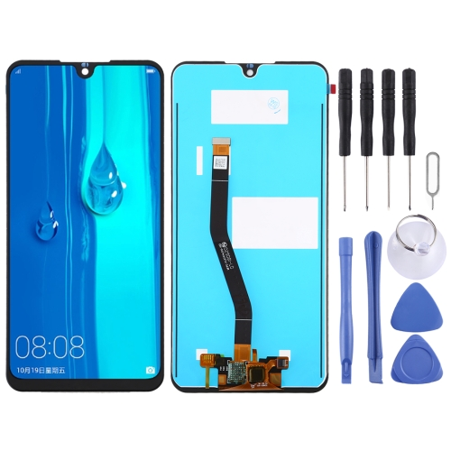 LCD Screen and Digitizer Full Assembly for Huawei Enjoy Max(Black) фото