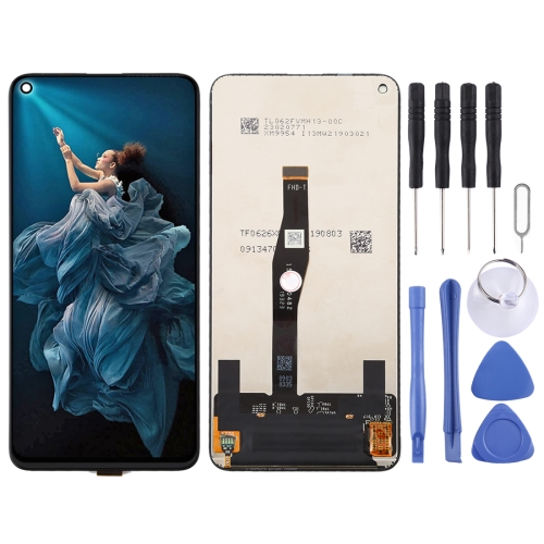LCD Screen and Digitizer Full Assembly for Huawei Honor 20 Pro(Black) фото