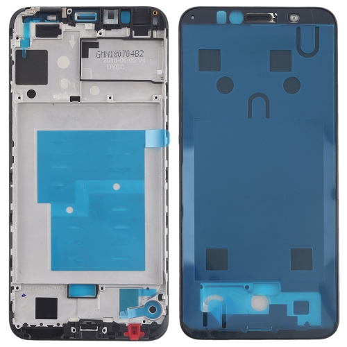 Front Housing LCD Frame Bezel for Huawei Y6 (2018) (Black)