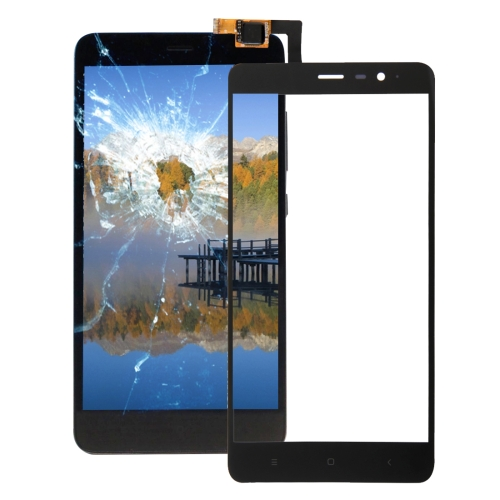 Xiaomi Redmi Note 3 Touch Panel Replacement(Black)