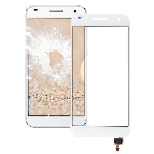 Buy iPartsBuy Huawei Ascend G7 Touch Screen Digitizer Assembly Replacement, White for $3.95 in SUNSKY store