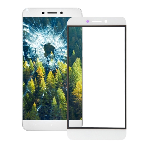 Buy iPartsBuy Letv Le 1s / X500 with 8 Button Flex Cables Touch Screen Digitizer Assembly Replacement, White for $3.19 in SUNSKY store