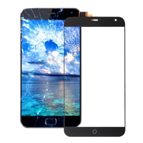 Meizu MX4 Touch Panel Replacement(Black)