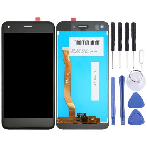 For Huawei Enjoy 7 / Y6 Pro 2017 / P9 lite mini LCD Screen and Digitizer Full Assembly(Black)