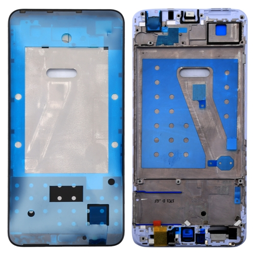 Huawei P smart (Enjoy 7S) Front Housing LCD Frame Bezel Plate(Black)