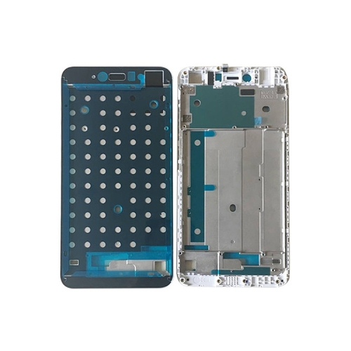 Front Housing LCD Frame Bezel for Xiaomi Redmi Note 5A / Y1 Lite(White)