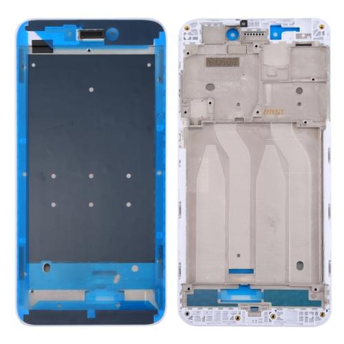 Xiaomi Redmi 5A Front Housing LCD Frame Bezel(White)
