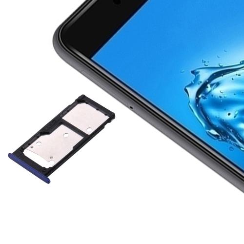 SUNSKY - For Huawei Enjoy 7 Plus / Y7 Prime SIM Card Tray