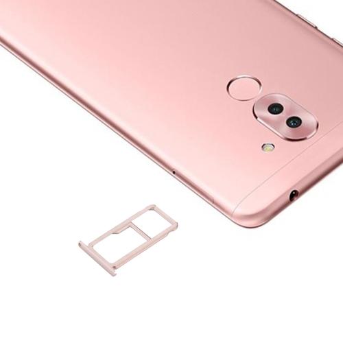 Huawei Honor 6X / GR5 2017 SIM Card Tray & SIM / Micro SD Card Tray(Gold)
