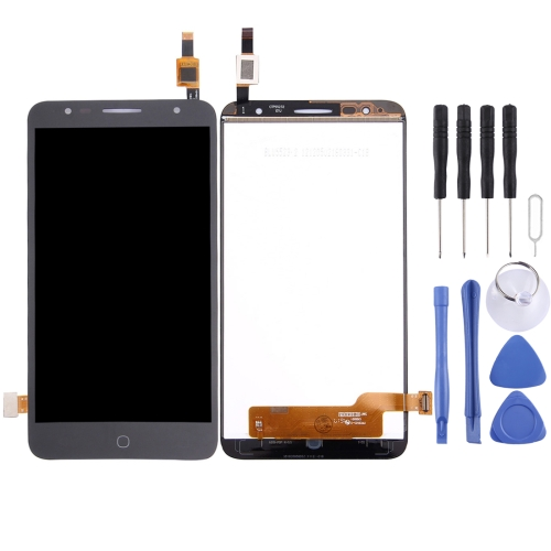 LCD Screen and Digitizer Full Assembly for Alcatel Pop 4 Plus / 5056 / 5056E / 5056T / 5056A / 5056D(Black)