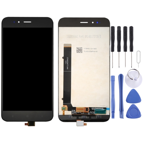 Xiaomi Mi 5X / A1 LCD Screen and Digitizer Full Assembly(Black) test good new 7 9inch touch screen panel digitizer outside screen replacement for acer iconia a1 a1 810 a1 810 a1 811 tablet pc