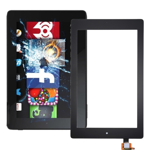 Touch Panel Digitizer for Amazon Kindle Fire HD 7 2017 (Black)