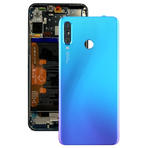 Battery Back Cover with Camera Lens Cover for Huawei P30 Lite (24MP)(Twilight) фото