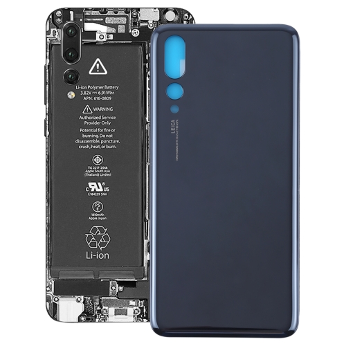 Back Cover for Huawei P20 Pro(Black)