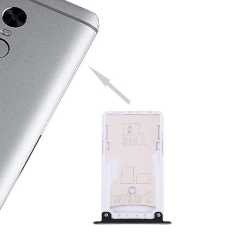 Xiaomi Redmi Note 4X SIM & SIM / TF Card Tray(Black)