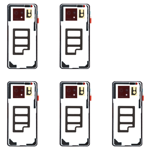 5 Set Back Housing Cover Adhesive Sticker Set for Huawei P30 Pro