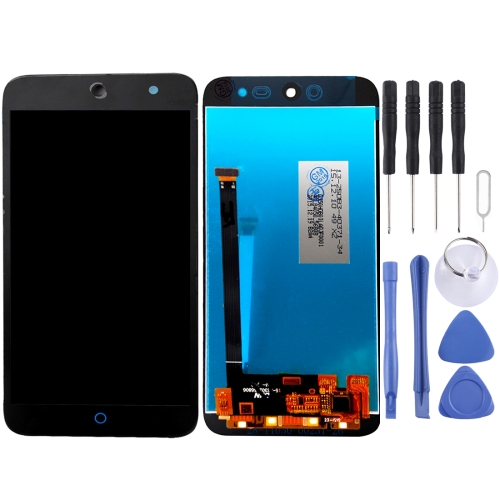 ZTE Blade A1 / C880U / C880A / C880S / C880D LCD Screen and Digitizer Full Assembly(Black)