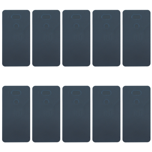10 PCS Back Housing Cover Adhesive for LG V40 ThinQ