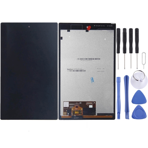 LCD Screen and Digitizer Full Assembly for Amazon Fire HD 8 (2015, 5th Gen) (Black)