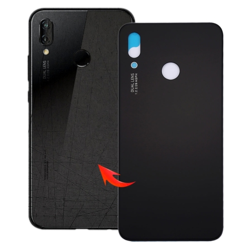 Back Cover for Huawei P20 Lite(Black)