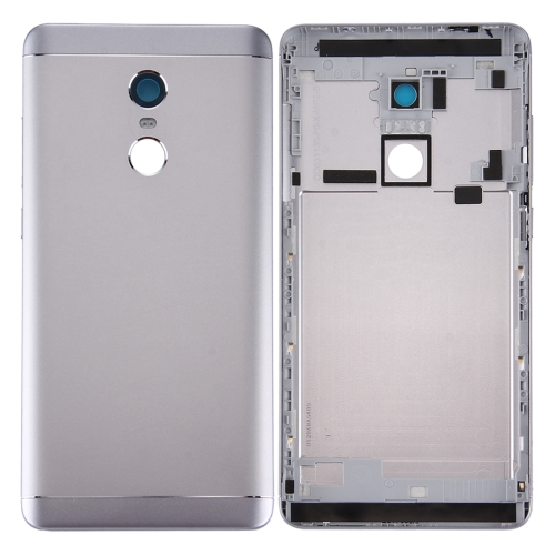 For Xiaomi Redmi Note 4X Battery Back Cover(Grey)