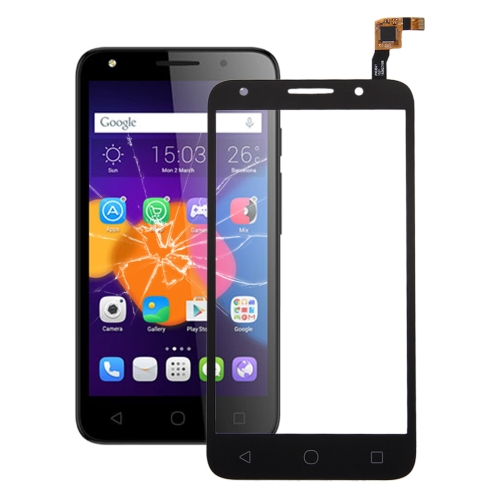Touch Panel for Alcatel One Touch Pixi 4 5.0 4G / 5045 (Black)