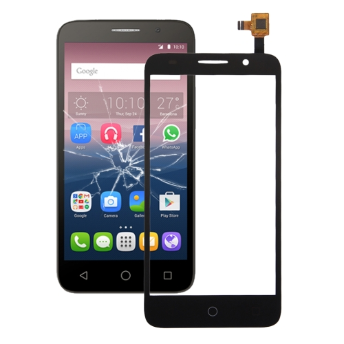 Touch Panel for Alcatel One Touch Pixi 3 5.0 / 5015 (Black)