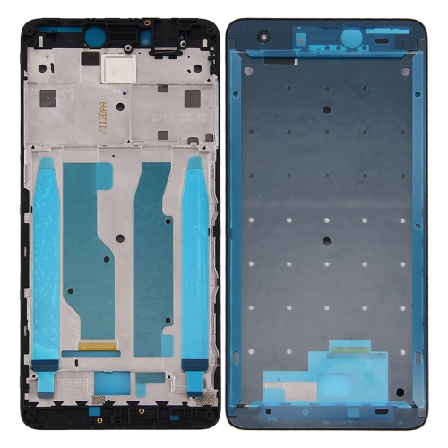 Xiaomi Redmi Note 4X Front Housing LCD Frame Bezel(Black)