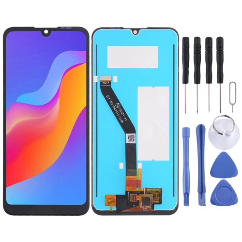 LCD Screen and Digitizer Full Assembly for Huawei Honor Play 8A(Black)