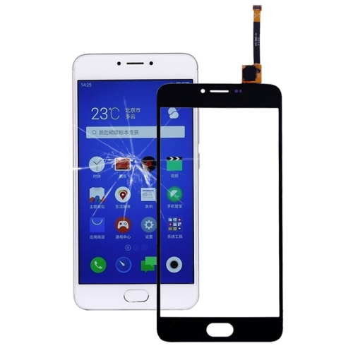 Meizu M3 Note / Meilan Note 3 (M681H China Version) Touch Panel(Black)