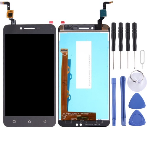 LCD Screen and Digitizer Full Assembly for Lenovo VIBE K5 / A6020A40(Black)