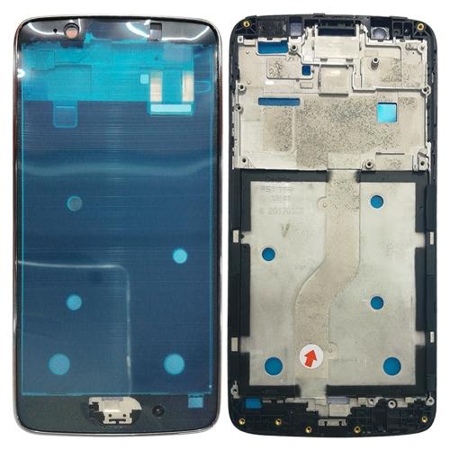Front Housing LCD Frame Bezel for Motorola Moto G5(Grey)