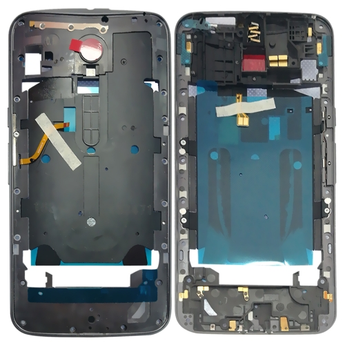 Middle Frame Bezel for Motorola Moto X Style (Black)