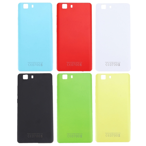 Battery Back Cover For DOOGEE X5 (S-MPH-1005) / X5 Pro (S-MPH-1080) , Random Color Delivery