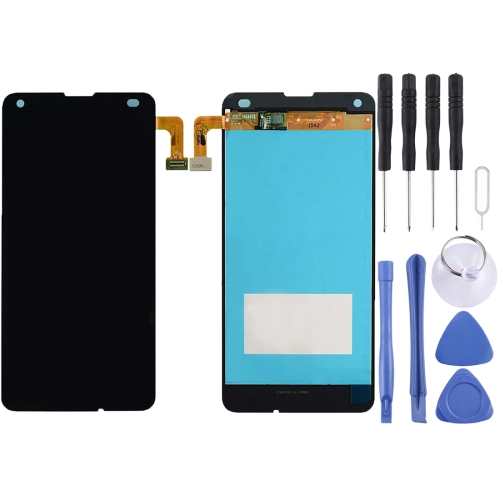LCD Screen and Digitizer Full Assembly for Microsoft Lumia 550