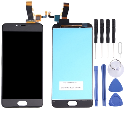 Meizu M5 / Meilan 5 LCD Screen and Digitizer Full Assembly(Black)