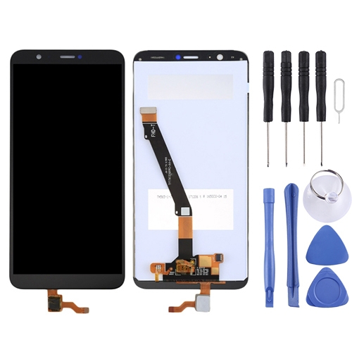LCD Screen and Digitizer Full Assembly for Huawei P Smart (Enjoy 7S)(Black) фото