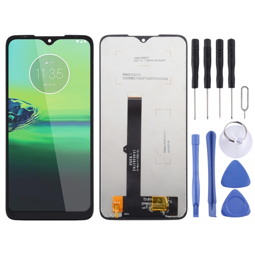 LCD Screen and Digitizer Full Assembly for Motorola Moto G8 Play