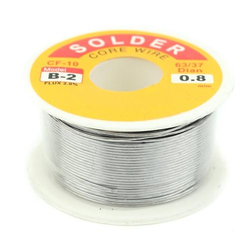 JIAFA CF-1008 0.8mm Solder Wire Flux Tin Lead Melt Soldering Wire