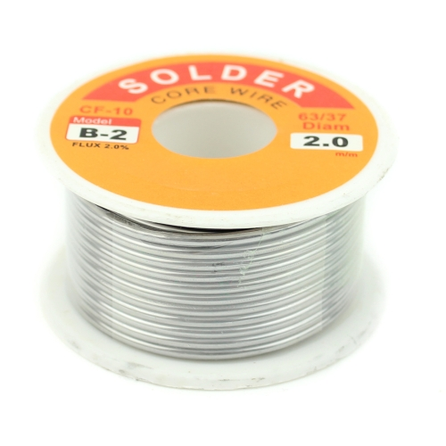 JIAFA CF-1020 2.0mm Solder Wire Flux Tin Lead Melt Soldering Wire