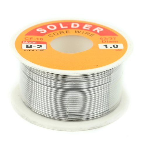 JIAFA CF-1010 1.0mm Solder Wire Flux Tin Lead Melt Soldering Wire