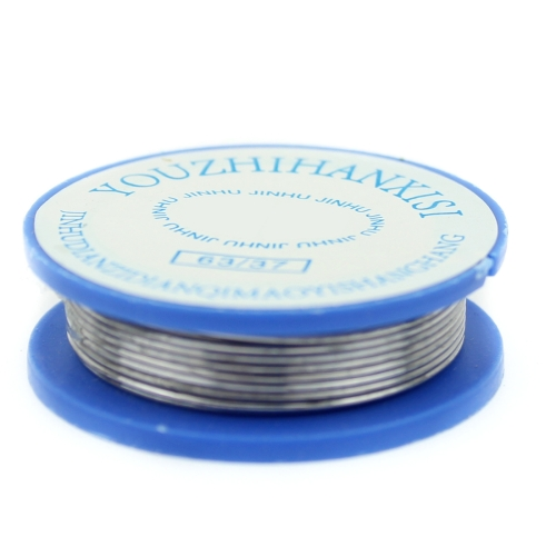 JIAFA P8122 1.7m x 0.8mm Solder Wire Flux Tin Lead Melt Soldering Wire