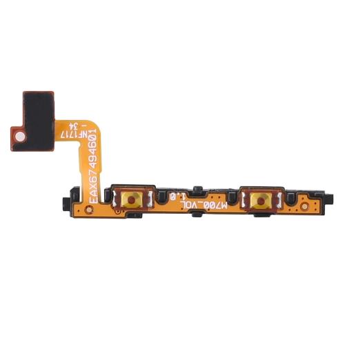 Volume Button Flex Cable for LG Q6 / Q6+ / Q6a / M700N / M700A / M700DSK / M700AN / X600K