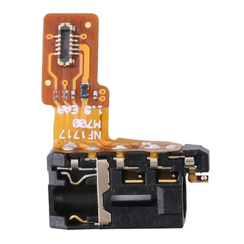 Earphone Jack Flex Cable for LG Q6 / Q6+