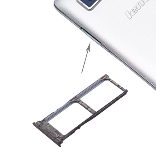 Buy iPartsBuy Lenovo VIBE Z / K910 SIM Card Tray, Black for $2.66 in SUNSKY store