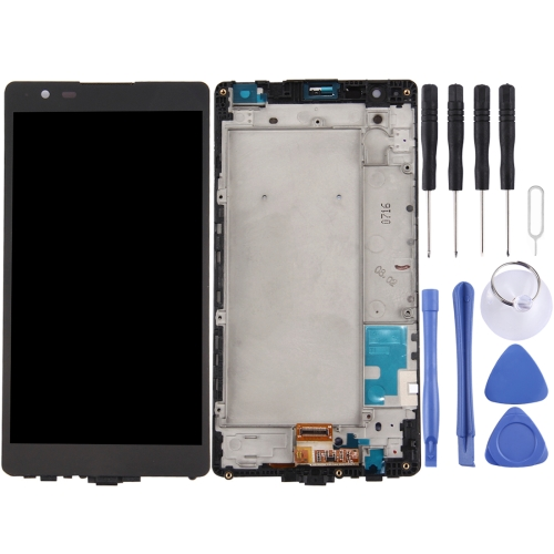 Buy iPartsBuy for LG X Power / K220 LCD Screen + Touch Screen Digitizer Assembly with Frame, Black for $24.42 in SUNSKY store