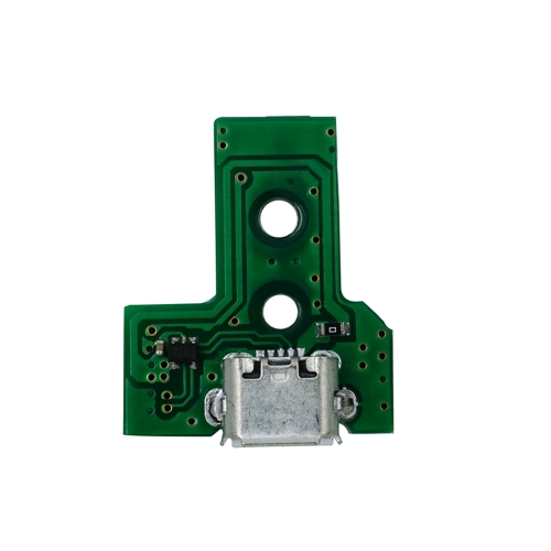 USB Charger PCB Board jds-030 with Flex Cable for PS4 Controller фото